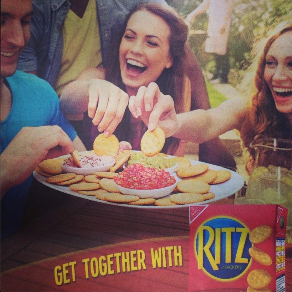 Ritz Crackers Campaign