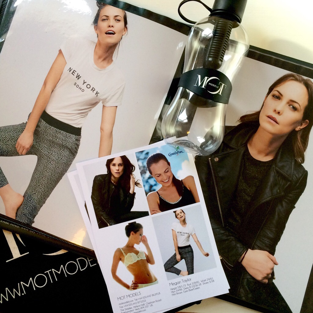 5 Top Tips to getting started in the modelling world