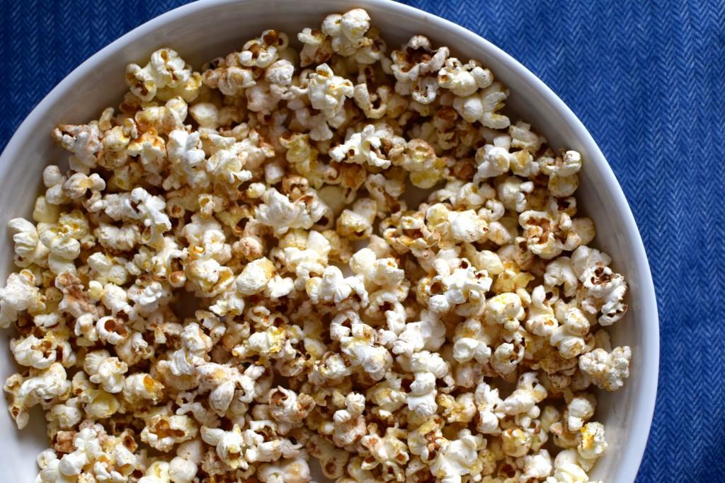 Sugar Free Sweet Popcorn Recipe