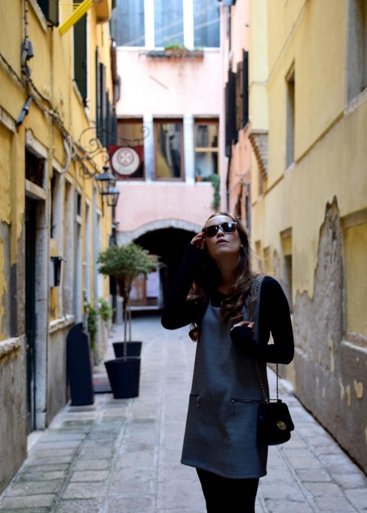 Venice & Burano OOTD