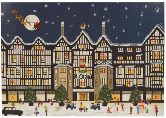 London Christmas To Do List