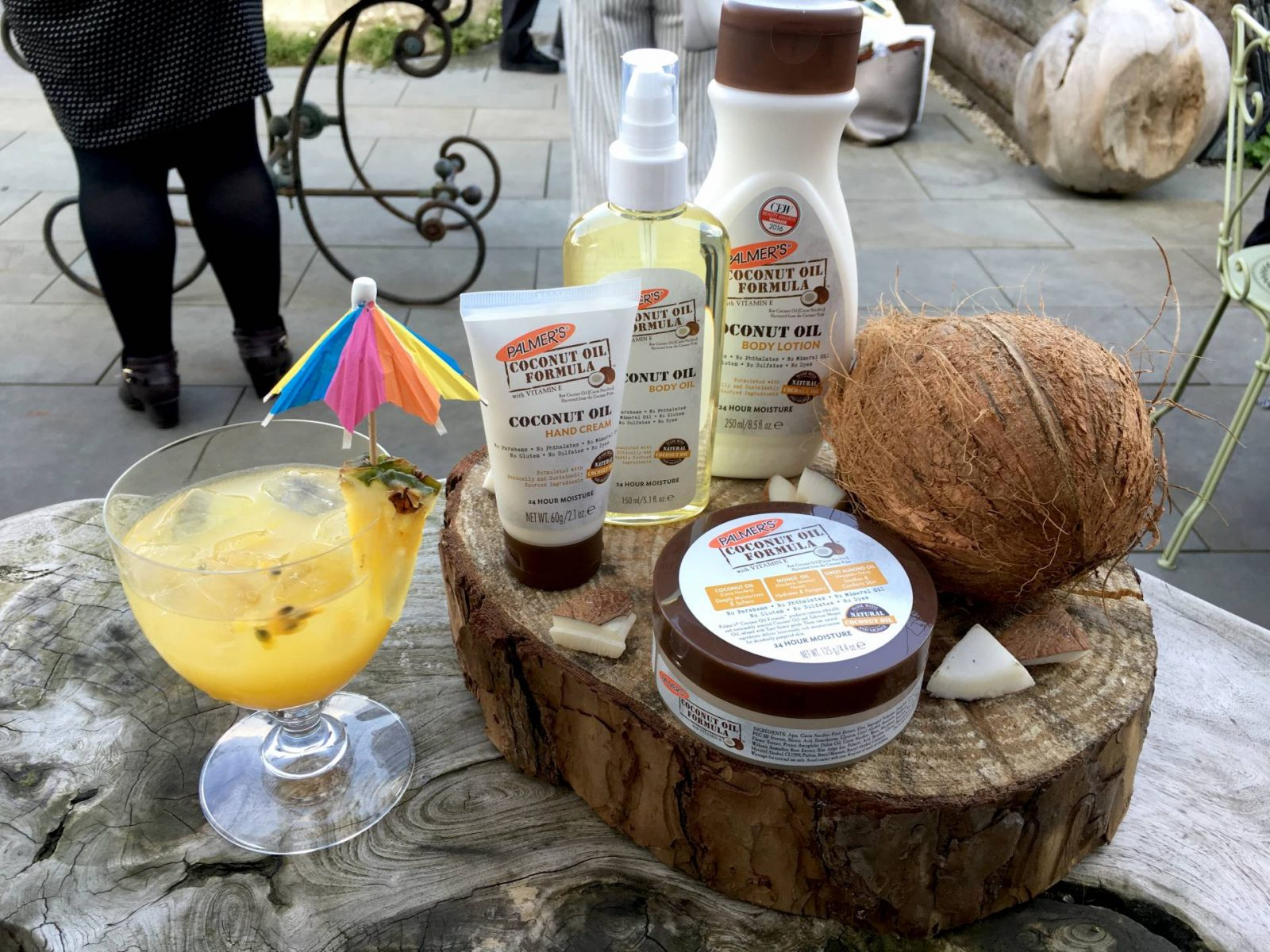 Launch Party For Palmer's Coconut Oil Formula