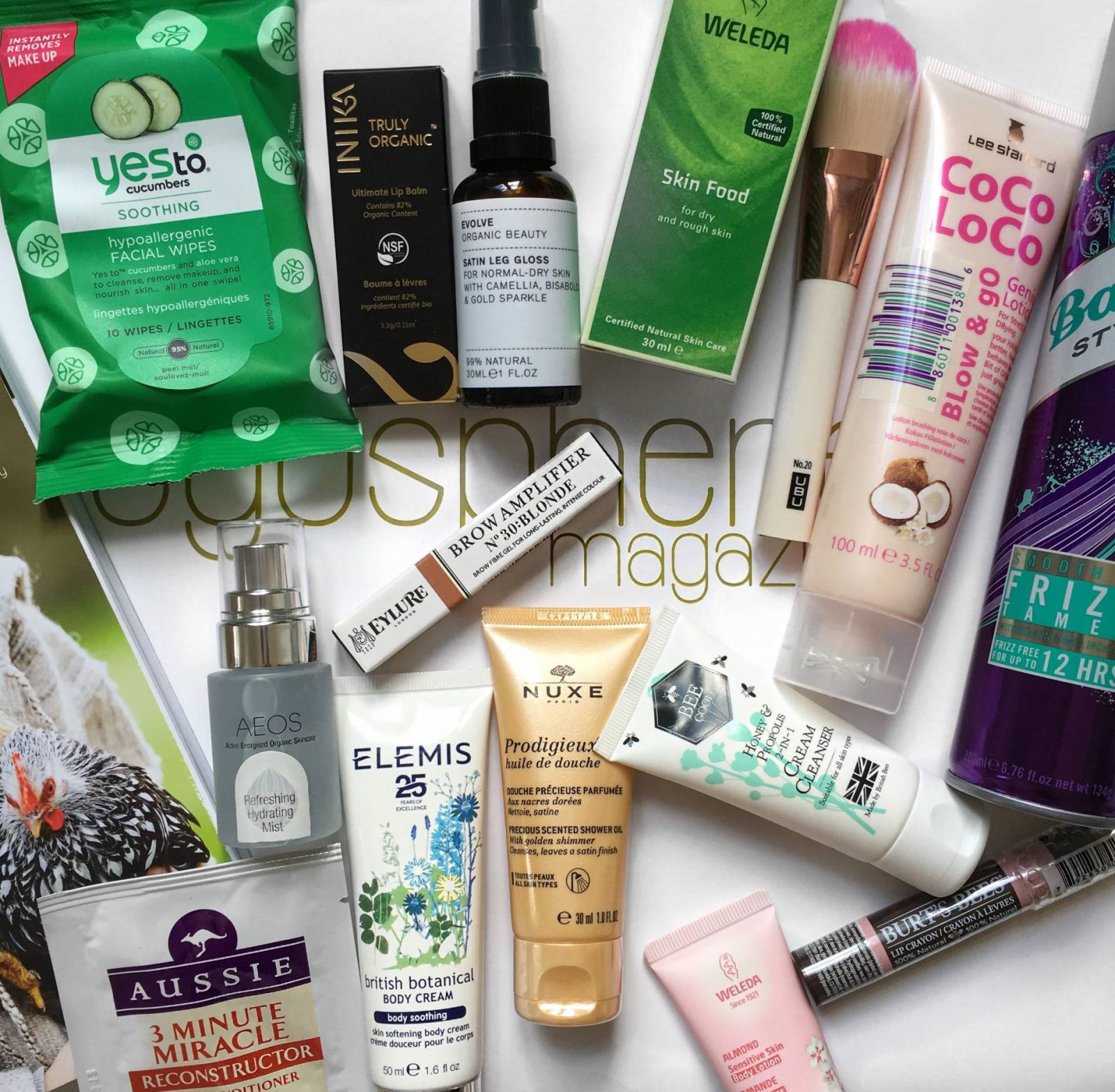 Blogosphere Magazine Event - Goodie Bag Reveal