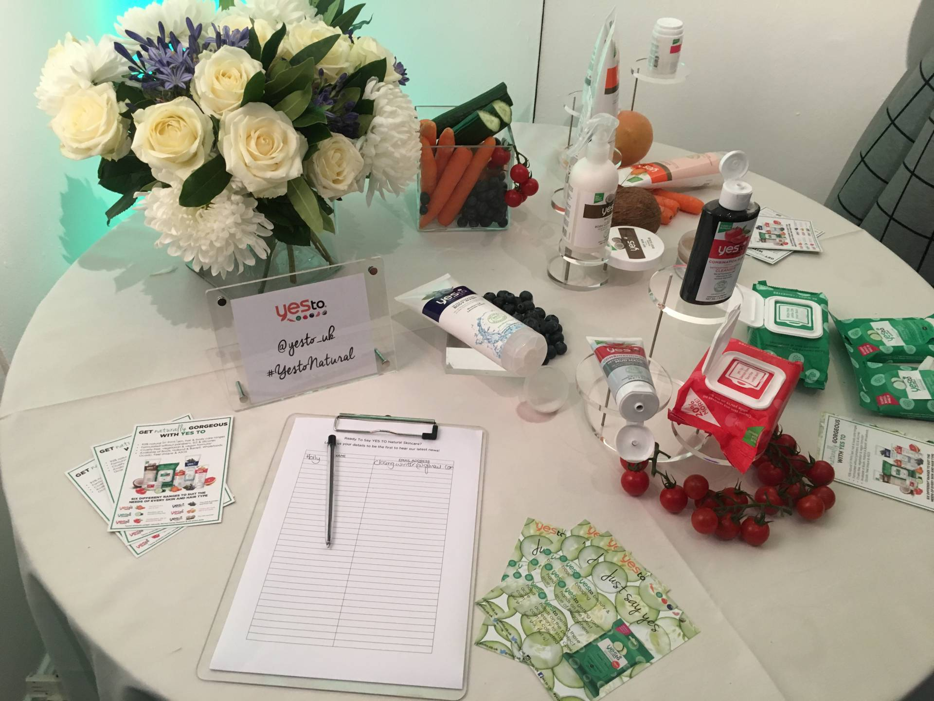 Blogosphere Magazine Event - Goodie Bag Reveal