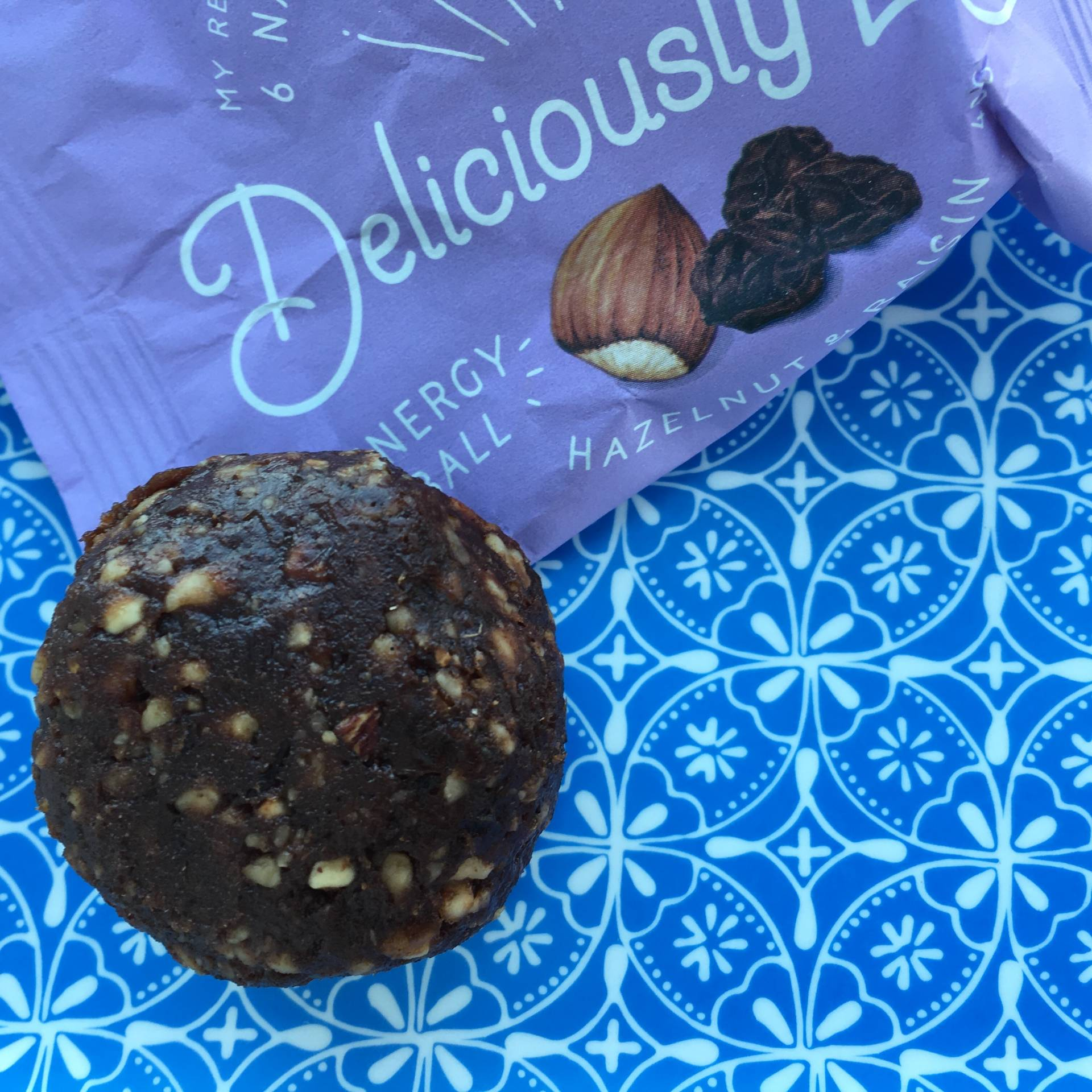 Tried & Tested : Deliciously Ella Energy Balls