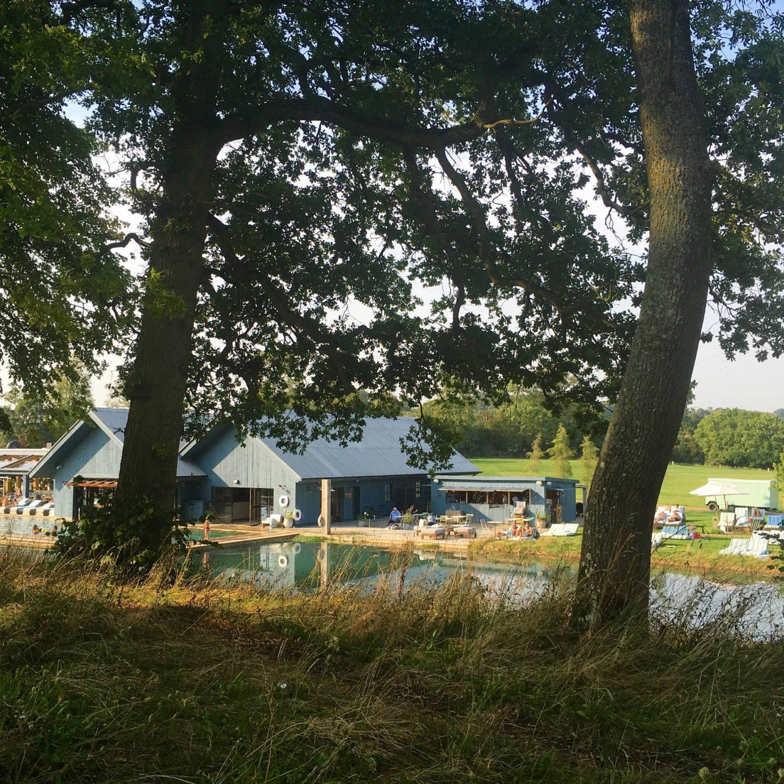 A Romantic Trip To Soho Farmhouse