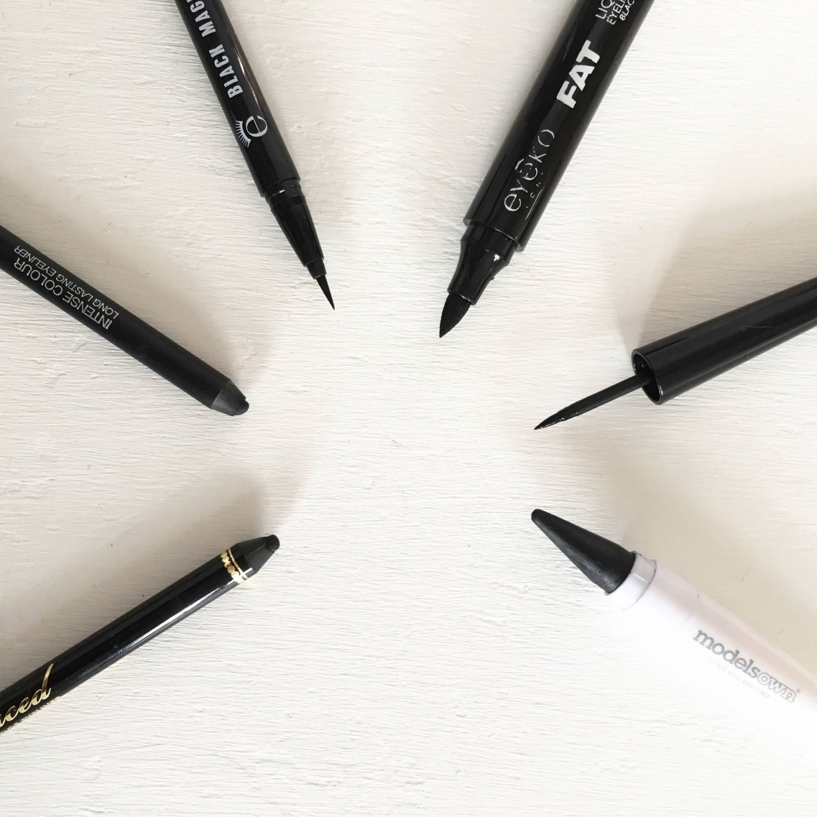 The Best Of : Black Eyeliners