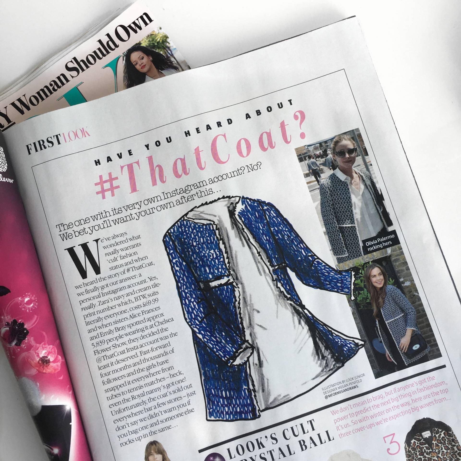 #thatcoat | Megan Taylor