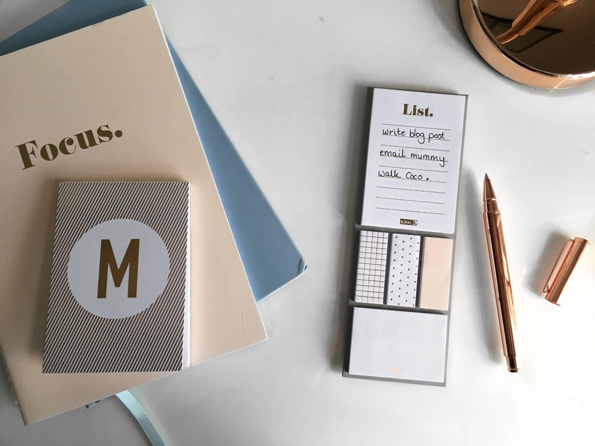 Organise Your Life With Kikki.K | Megan Taylor