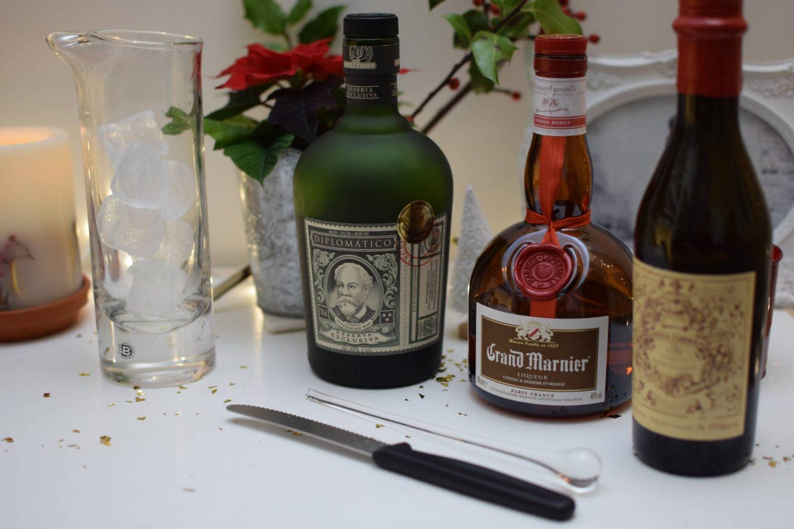 El Presidente // Cocktail Recipe
