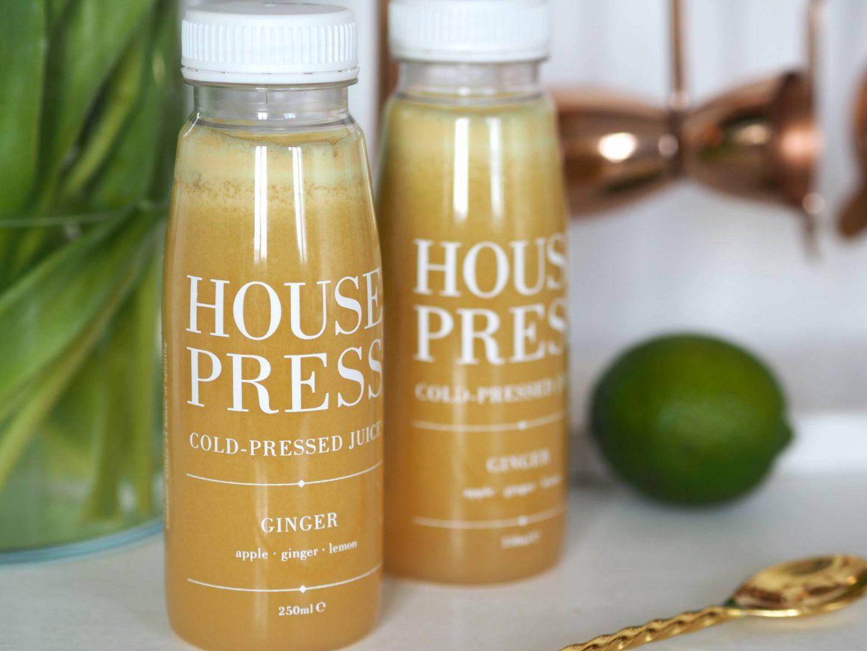Power Shot Juice Recipe