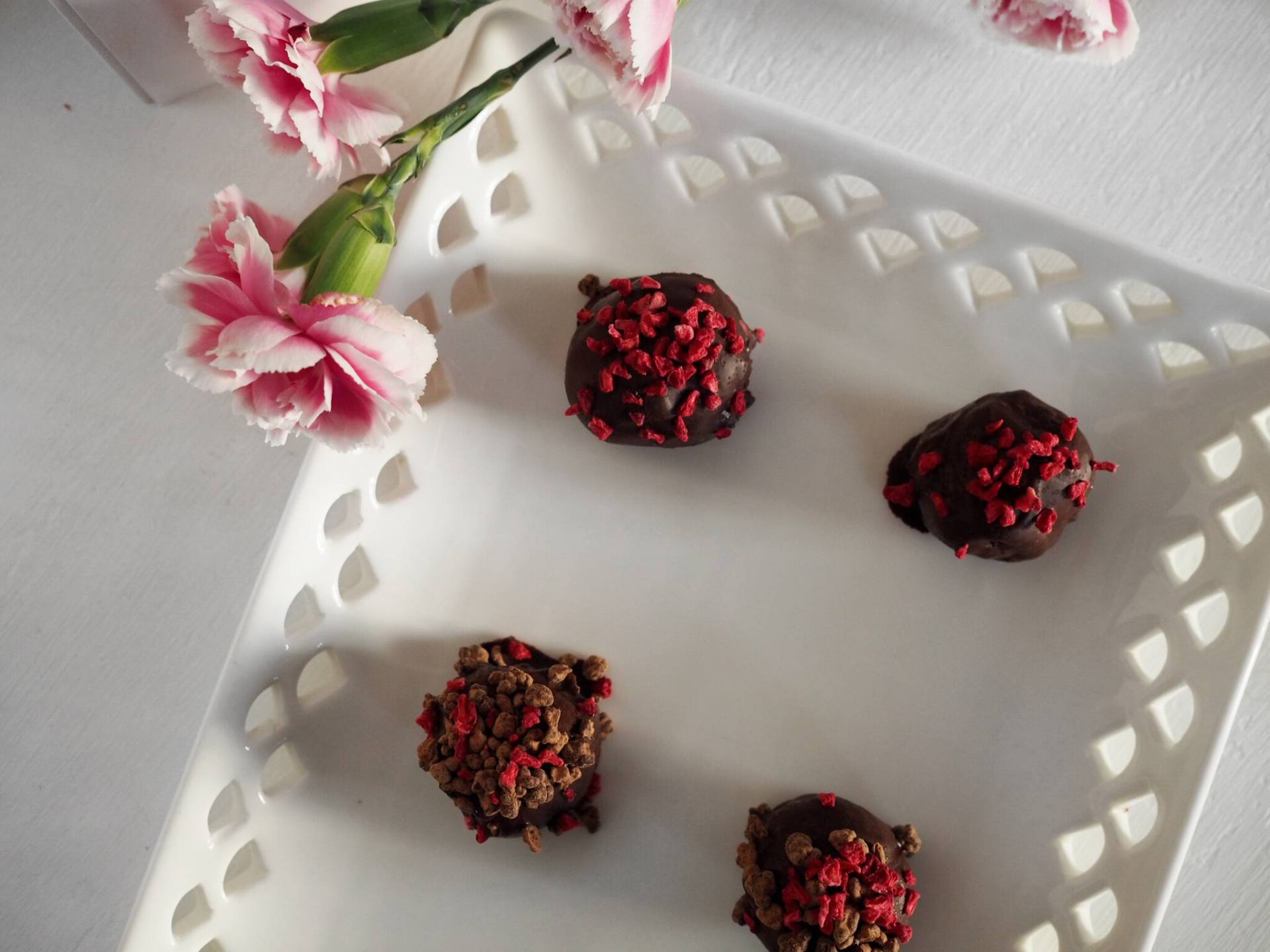 Chocolate Coconut Truffles | Megan Taylor
