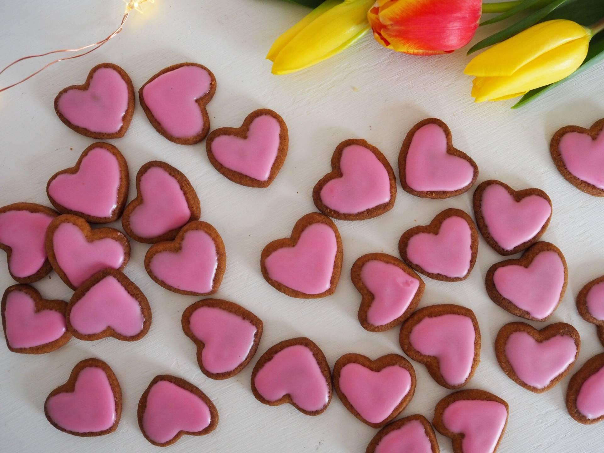 Quick Valentine's Biscuits | Megan Taylor