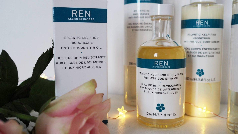 Ren's Atlantic Kelp And Magnesium Collection
