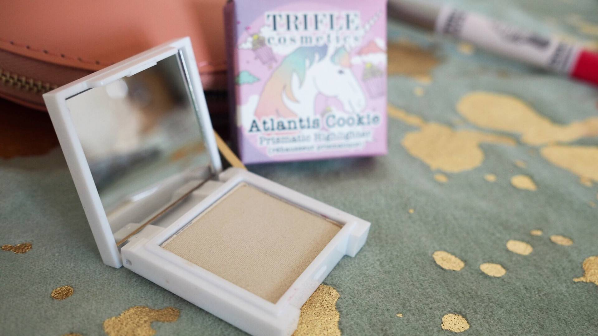 Tried & Tested | TRIFLE | The Prettiest Vegan Make Up | MEGAN TAYLOR