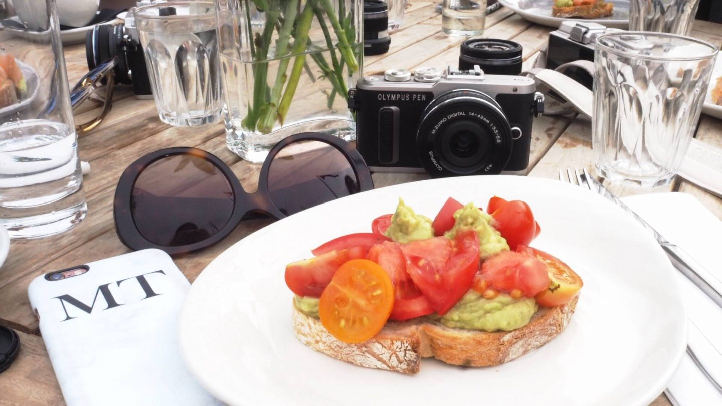 PHOTOGRAPHY TIPS ON A ROOFTOP IN CENTRAL LONDON