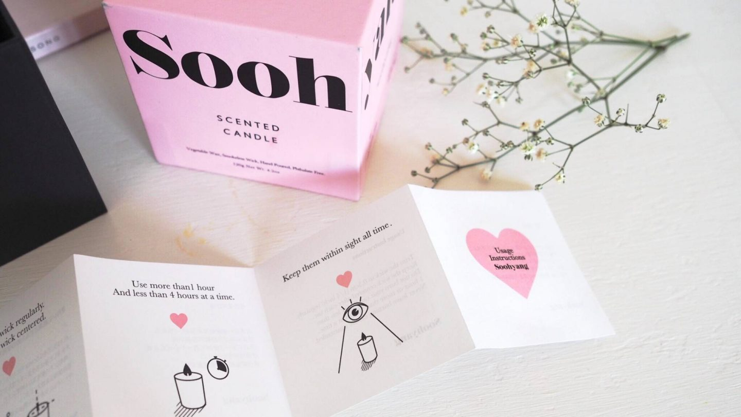 THE GIRLIEST CANDLES YOU NEED TO KNOW ABOUT // SOOH YANG | Megan Taylor