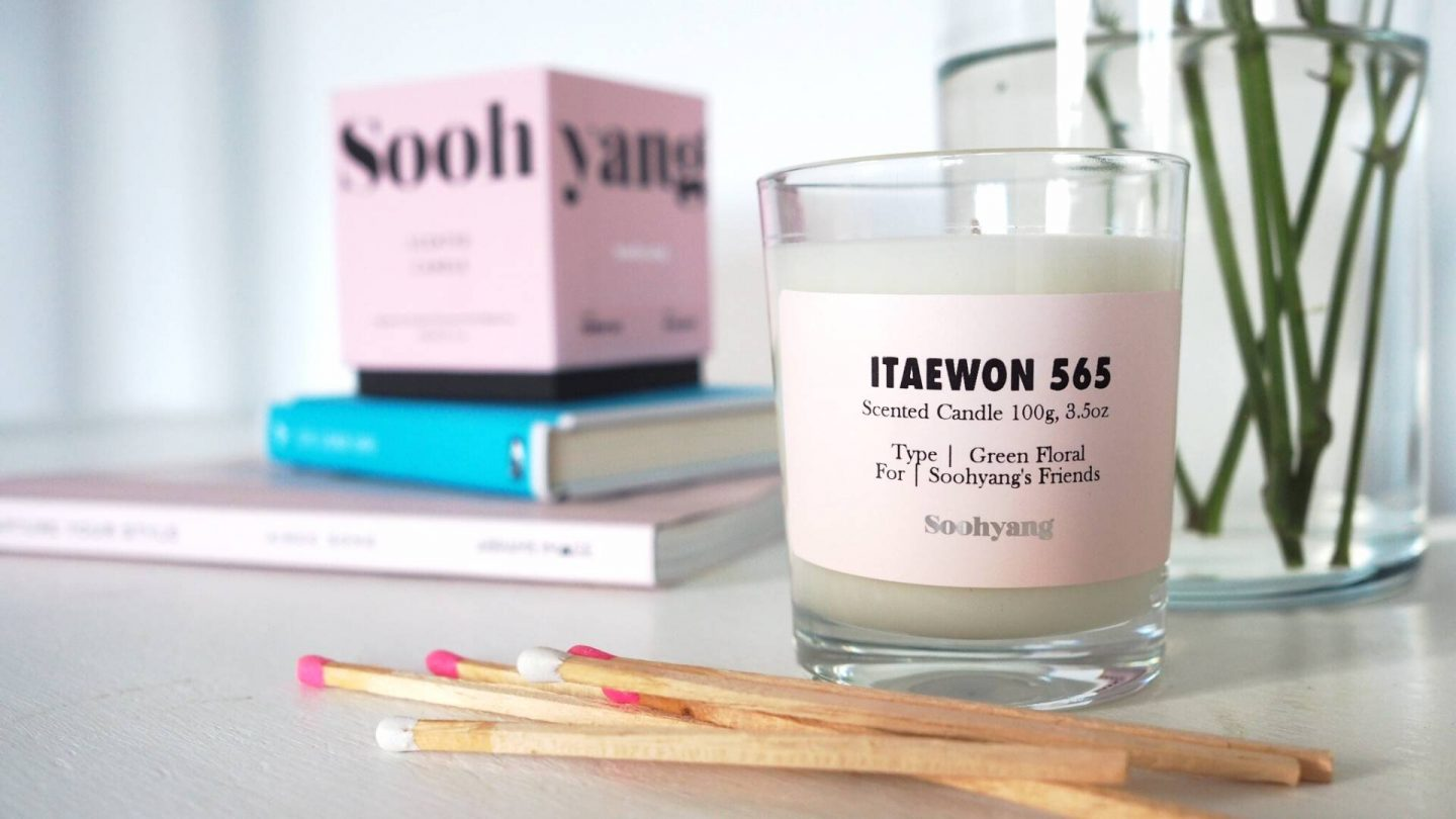 THE GIRLIEST CANDLES YOU NEED TO KNOW ABOUT // SOOH YANG