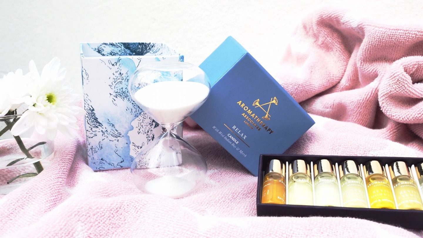 RELAX WITH AROMATHERAPY ASSOCIATES | Megan Taylor