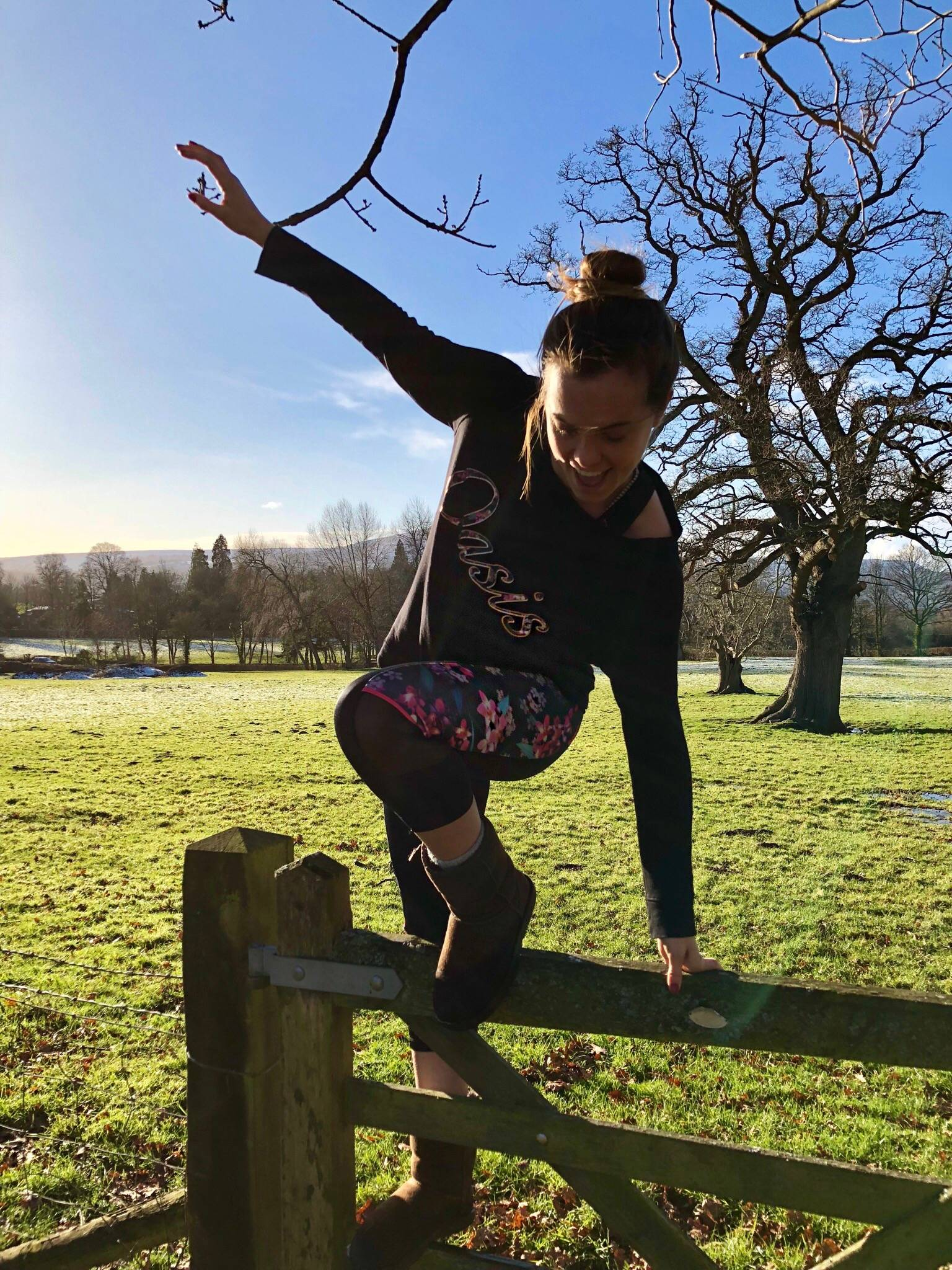 JAZZ UP YOUR FITNESS GEAR | Megan Taylor