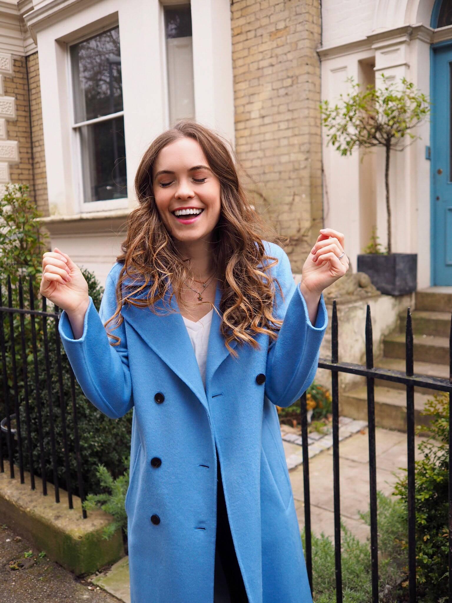 SPRING TREND // PASTEL BLUE | Megan Taylor