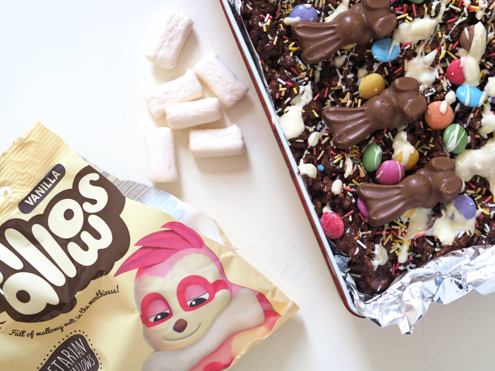 EASTER PARTY SLICE | Megan Taylor