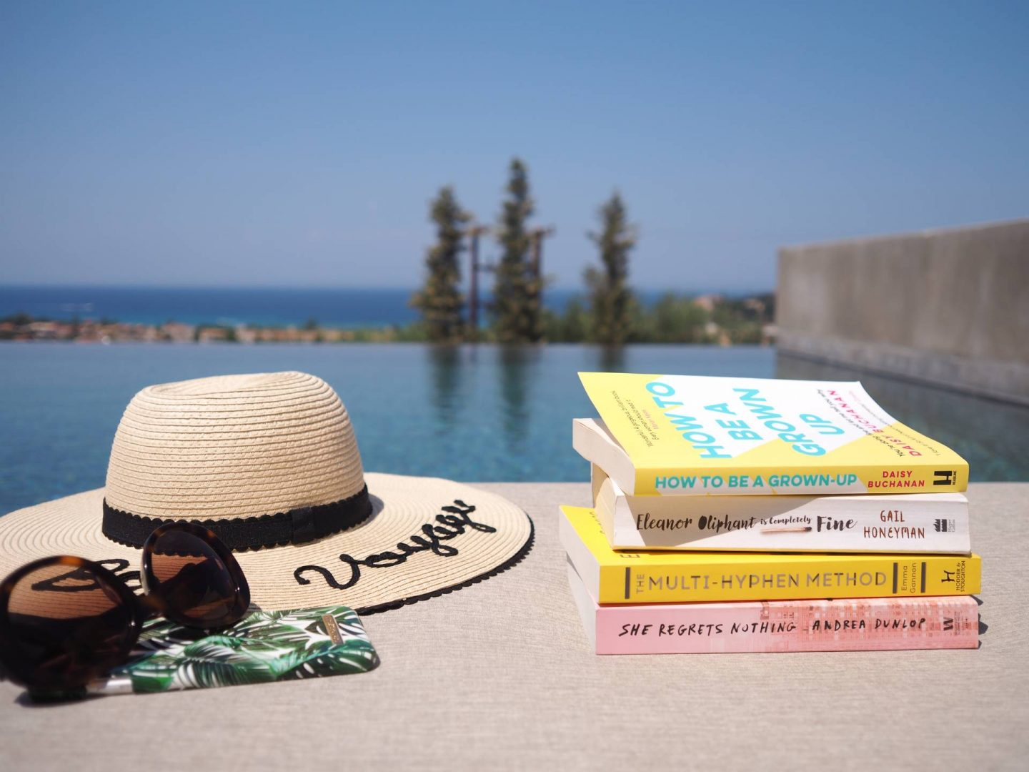 BEACH SUMMER READING LIST 2018