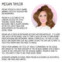 HOW TO ACE SOCIAL MEDIA | MEGAN TAYLOR