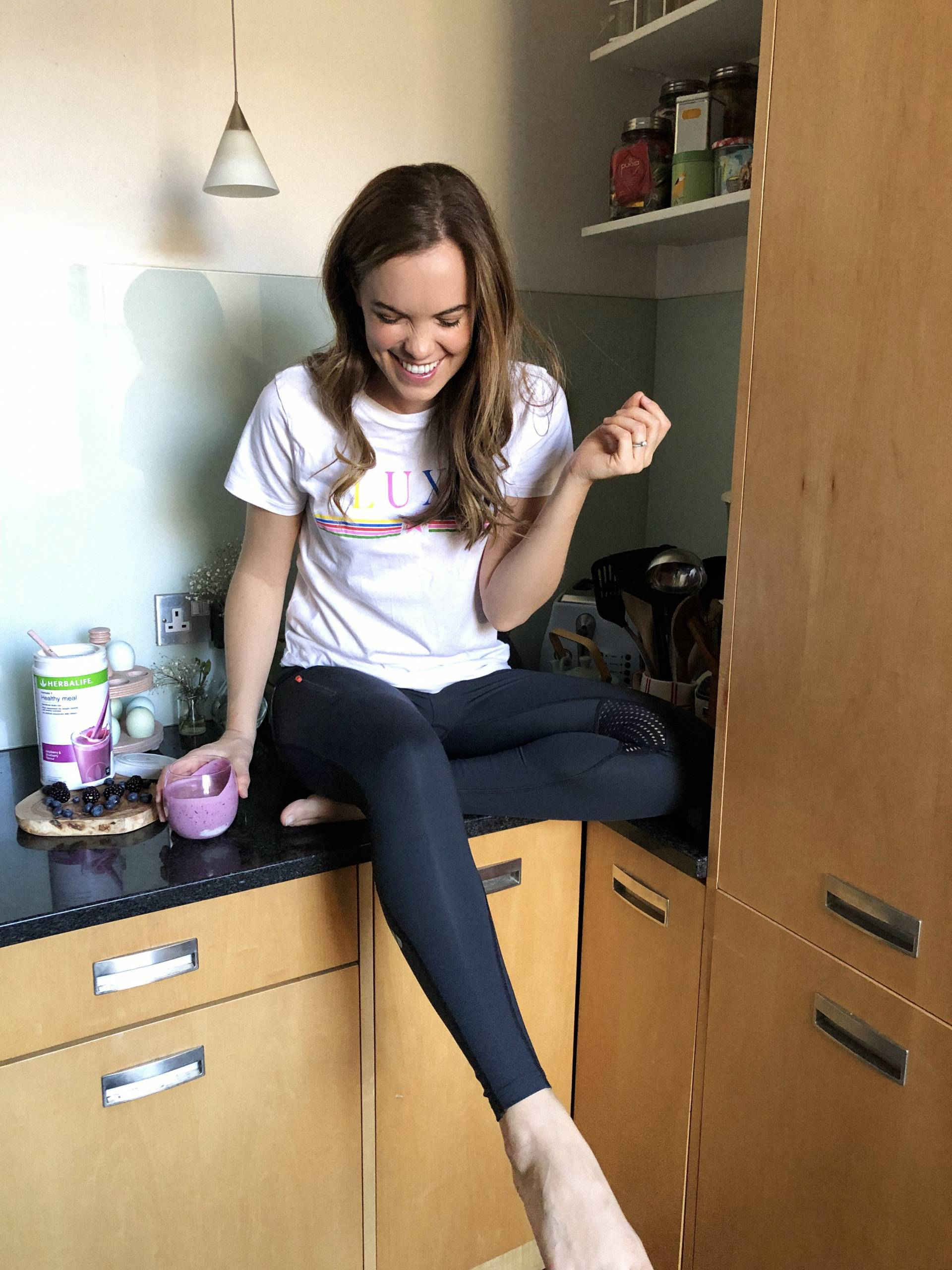 MY AUTUMN MORNING ROUTINE (FOOD & EXERCISE) | Megan Taylor