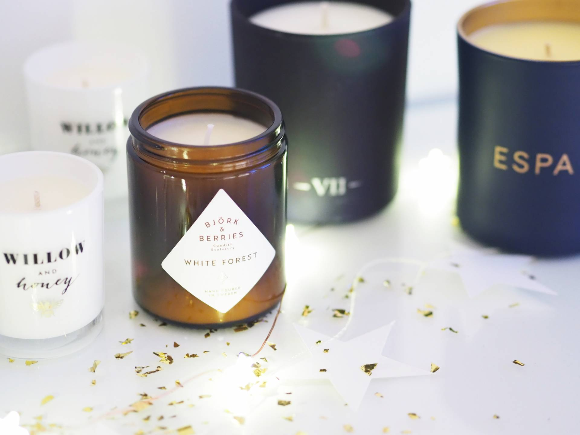 THE WINTER CANDLES EDIT | Megan Taylor