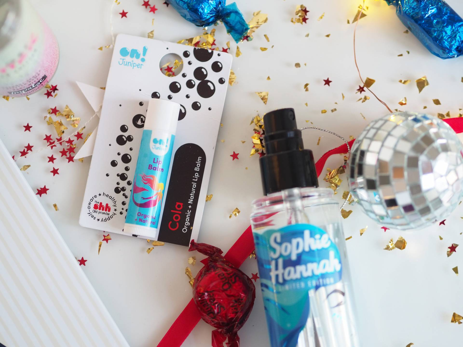 STOCKING FILLER GIFT IDEAS | MEGAN TAYLOR