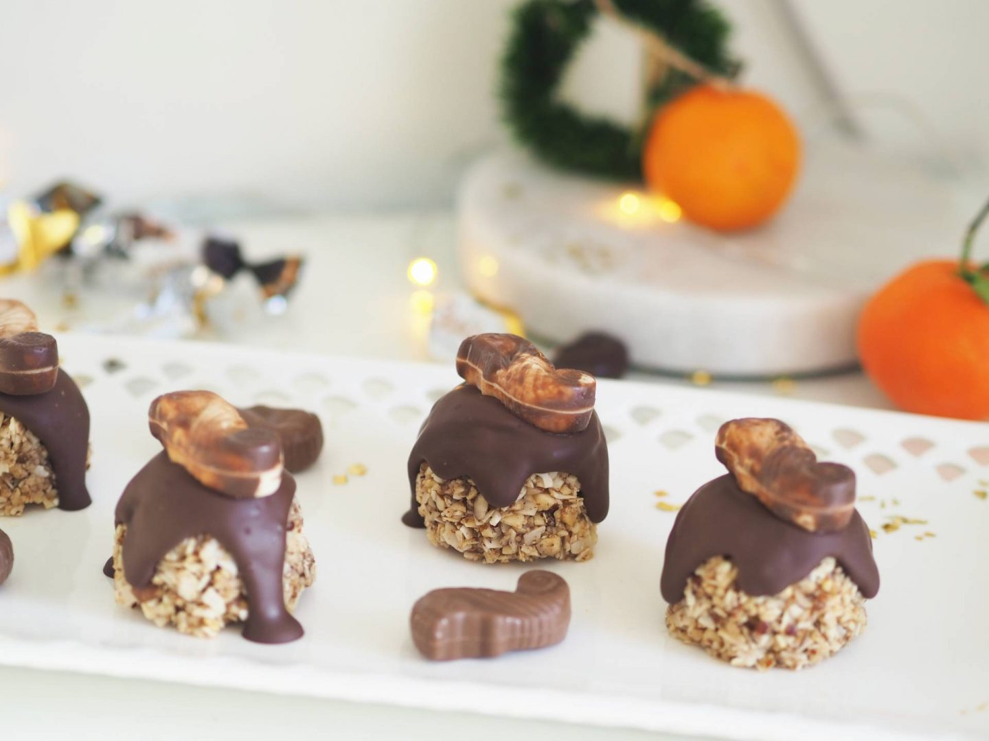 NO BAKE CHRISTMAS TREAT | Megan Taylor