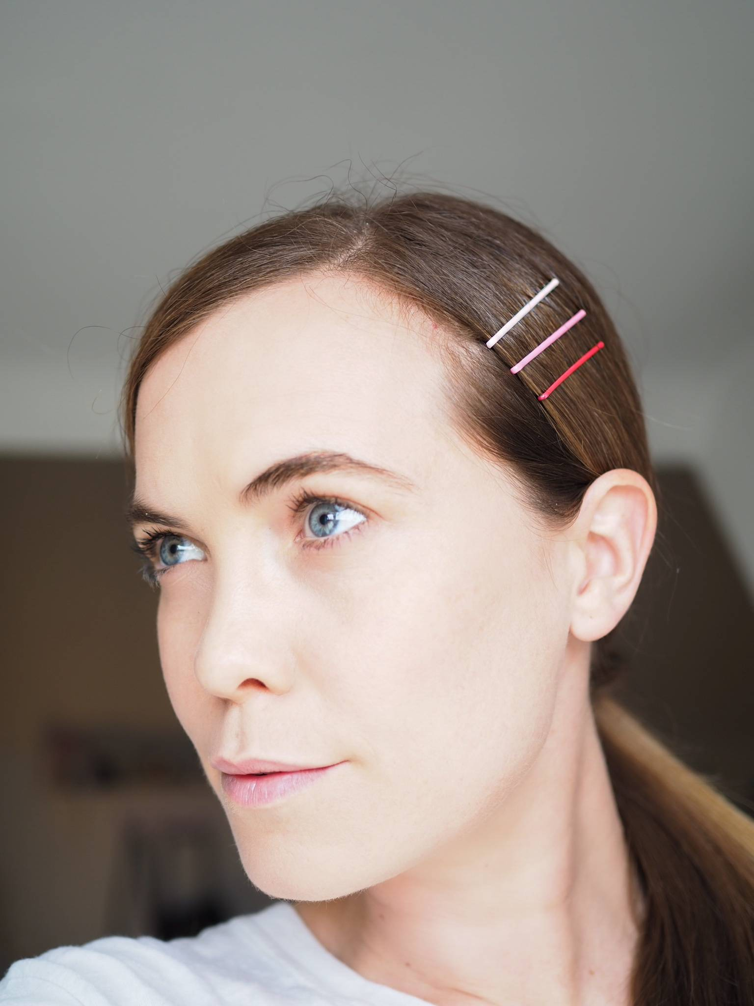 RAINBOW HAIR SLIDE | HOW TO | MEGAN TAYLOR