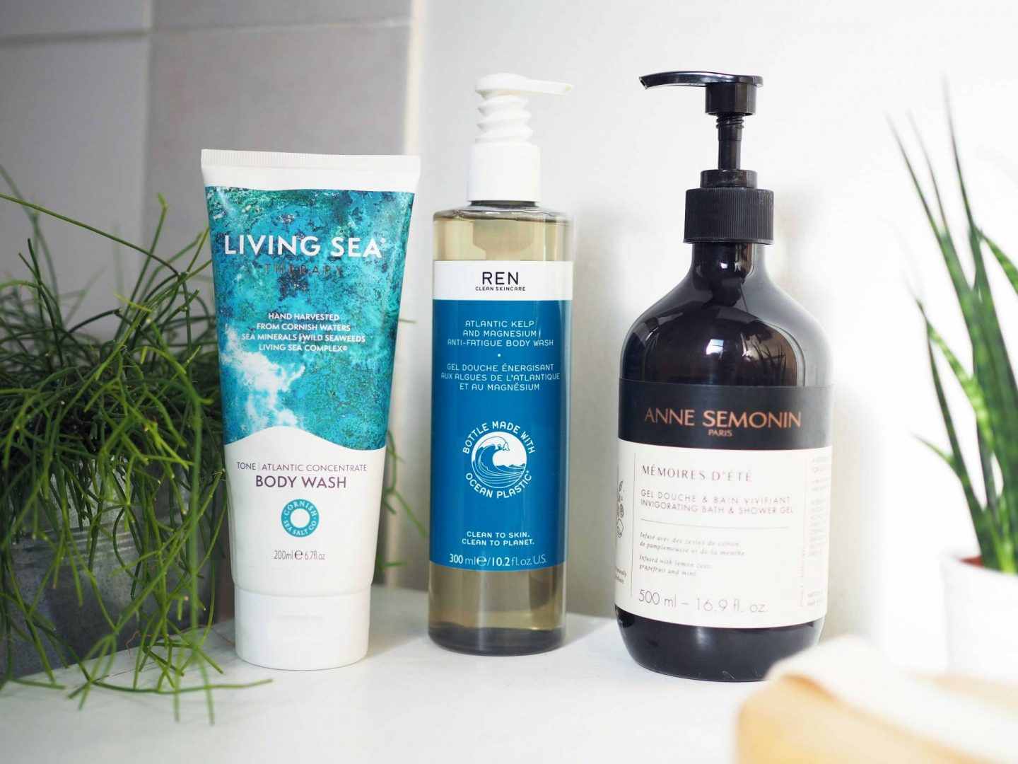 MY FAVOURITE LUXE BODY WASHES | MEGAN TAYLOR