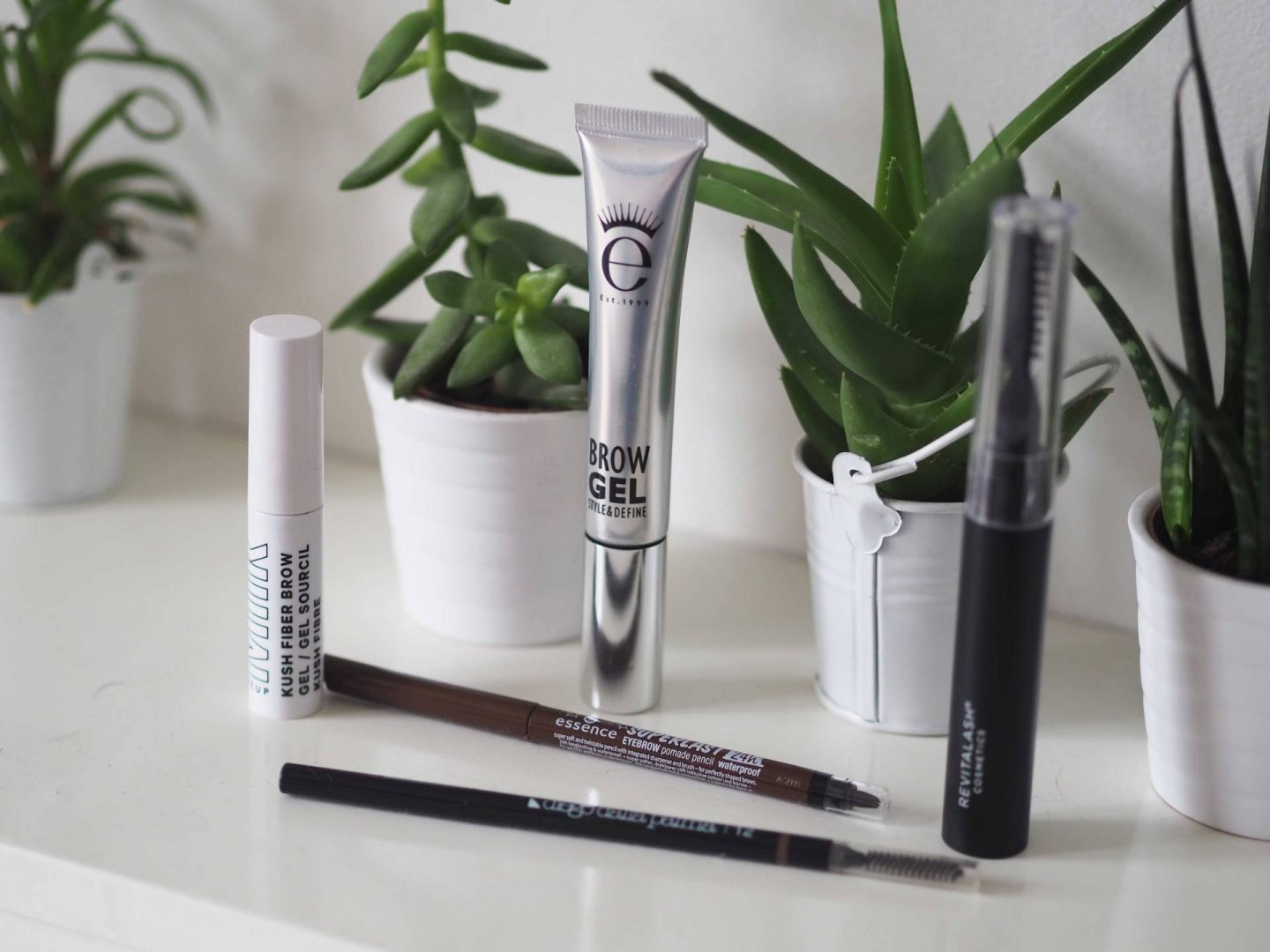 TOP 5 EYEBROW PRODUCTS