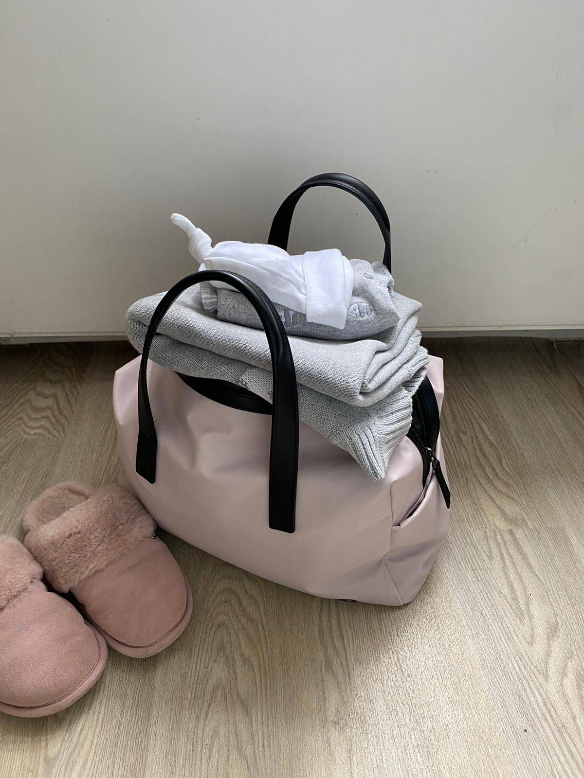 WHAT'S IN MY HOSPITAL BAG   Megan Taylor
