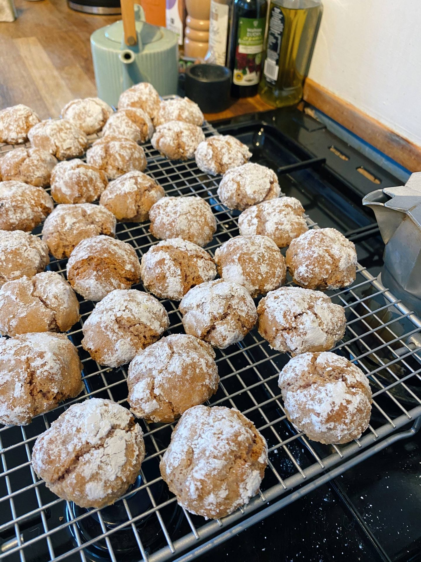 RASPBERRY AMARETTI RECIPE | Megan Taylor